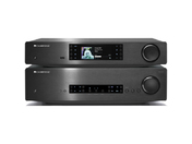 Cambridge Audio CXA 60 + CXN v2 Black