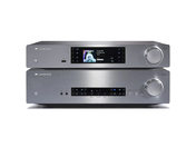 Cambridge Audio CXA 60 + CXN v2 Silver