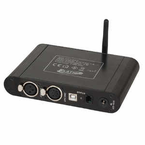 DMX контроллер Elation EWDMXR - Wireless DMX Receiver