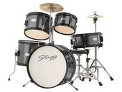 Stagg TIM JR 5/16 BK