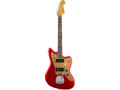 Fender Squier Deluxe Jazzmaster® Candy Apple Red