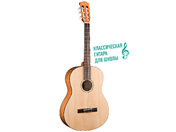 Fender ESC80 NATURAL CLASSICAL 3/4