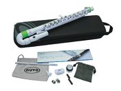 NUVO jFlute Kit - White/Green