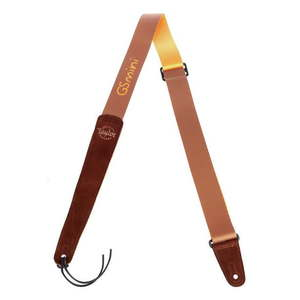 Аксессуар для гитары Taylor 66500 GS mini Guitar Strap, Brown Suede/Brown