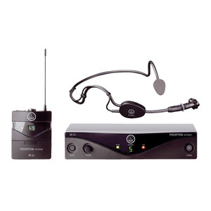 Микрофон головной AKG Perception Wireless 45 Sports Set BD A (530-560).