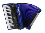 Hohner The New Bravo III 120 dark blue (A16841)