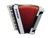 Hohner The New Bravo III 120 (A16811) white