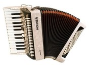 Hohner The New Bravo II 60 (A16951) white